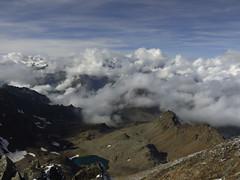 026 - il percorso fatto sinora (TFRARUG) Tags: alps alpine alpi valledaosta valdaosta arbolle lagogelato emilius ruthor leslaures trecappuccini