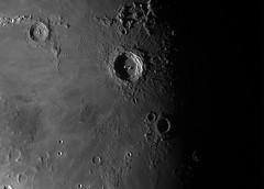 Sunrise Over Crater Copernicus (Ralph Smyth) Tags: moon copernicus moonfeatures