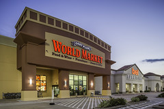 World Market 2 (Mabry Campbell) Tags: usa retail logo photography us photo texas photographer exterior realestate unitedstates image unitedstatesofamerica houston property september photograph commercial storefront anchor 100 24mm shoppingcenter f56 brand client businesses fineartphotography worldmarket 2014 retailer tiltshift architecturalphotography tenants cushing commercialphotography costplusworldmarket commercialrealestate commercialproperty commercialexterior harriscounty powercenter architecturephotography jll tse24mmf35l houstonphotographer sec willowbrookarea retailexterior businessstorefront mabrycampbell retailshoppingcenter willowbrookplaza september102014 20140910h6a8346