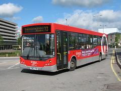 Veolia MAN 14.220 50245 CN07FSD - Newport (dwb transport photos) Tags: man bus evolution newport mcv veolia 50245 cn07fsd