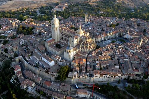 Segovia Spain Organization of World Heritage Cities