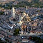 Segovia Catedral Centro histórico
