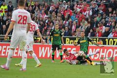 "DFL BL15 1. FC Köln vs. Borussia Moenchengladbach 21.09.2014 018.jpg • <a style=""font-size:0.8em;"" href=""http://www.flickr.com/photos/64442770@N03/15310739381/"" target=""_blank"">View on Flickr</a>"