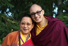 Lama-Gyourmé-et-Y.-Kalou-Rinpoché