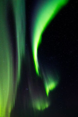 Nothern Lights (Mathieu Pierre) Tags: aurora borealis green grün northern lights stars aurores boréales finland north arctic circle finnish lapland canon eos 7d sky winter aurore