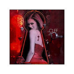 La clef des Plaisirs.....Red (jldum) Tags: woman girl beauty beautifulgirl art artiste red coquine