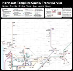 TCAT Sample Map (OctaviusIII) Tags: transit maps map