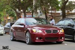 Hamann kitted BMW M5, Bangladesh. (Samee55) Tags: bangladesh dhaka carspotting bmw m5 gulshan friday
