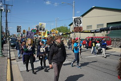 Break Free Midwest (ForestCity350) Tags: breakfree breakfreemidwest march protest whiting eastchicago