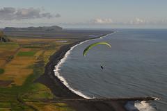 Iceland, Flying over Vik (Matteo Andreozzi) Tags: iceland islanda sea sky rocks landscape adventure explored nikon nikonians d700 panorama