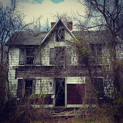 Abandoned Maryland (rmsveronica) Tags: citrit group abandoned house home
