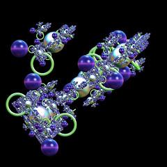 GR-PS-BS11 Rigel IV (FractallyAware) Tags: fractallyaware fractal 3dfractalart incendia