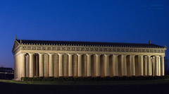 The Parthenon at Night - Nashville, TN (J.L. Ramsaur Photography) Tags: jlrphotography nikond7200 nikon d7200 photography photo nashvilletn middletennessee davidsoncounty tennessee 2017 engineerswithcameras musiccity photographyforgod thesouth southernphotography screamofthephotographer ibeauty jlramsaurphotography photograph pic nashville downtownnashville capitaloftennessee countrymusiccapital tennesseephotographer parthenon parthenonreplica nashvilleparthenon tennesseecentennialexposition centennialpark fullscalereplica parthenonatnight artmuseum parthenonafterdark nighttime nightphotography afterdark atnight structuresofthesouth engineeringasart ofandbyengineers engineeringisart engineering architecture historicbuilding history historic historyisallaroundus nationalregisterofhistoricplaces lights