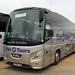 Travelstar European, Walsall VD16 TSE, VDL Futura in Cheltenham (majorcatransport) Tags: westernmidlandsbuses vdl vdlfutura cheltenham travelstareuropeanwalsall
