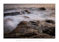 Streamed rocks (glank27) Tags: rocks seascape water sea movement slow malta xghajra karl glanville canon eos 70d efs 1585mm f3556