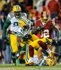 2016 Redskins-Packers (148) (maskirovka77) Tags: 4224 aaronrodgers dc fedexfield greenbay jamesoncrowder kirkcousins packers pierregarcon redskins robertkelley washington
