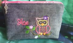 Mãe coruja (leonilde_bernardes) Tags: maecoruja bag pochete sac bordados lembranças gift cadeaux presente artesanato handcraft