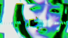 Prism Girl Looping Animation (globalarchive) Tags: weird electric pattern clash art dj experiment glitch party fractal urban beautiful futuristic video 3d computer cgi cool render generated fantasy awesome dream imagination amazing feedback concept abstract effects animated looping virtual best power modern seamless digital grunge crazy static geometric prism fuzz loop design model creative girl energy animation