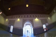 Bahia door Big Room (T Ξ Ξ J Ξ) Tags: morocco marrakesh bahiapalace fujifilm xt1 teeje samyang8mmf28 bahia palace room big doors