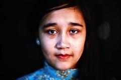 Maria Habib (N A Y E E M) Tags: maria habib cousin portrait wedding sadia lastnight banquethall viptowere club communitycenter chittagong bangladesh availablelight indoors