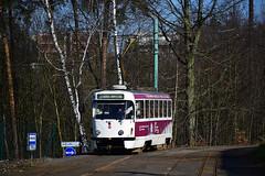 Tatra T3M.04 #51 DPML Liberec (3x105Na) Tags: tatra t3m04 51 dpml liberec tramwaj tram tramvaj strassenbahn českárepublika czechy tschechien strasenbahn