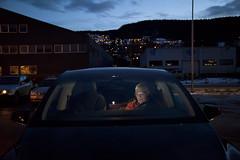 (Beathe) Tags: pappa svein driving x img1521 drammen parking elkjøp
