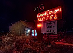 Vacancy (RED) (davekoch_photo) Tags: americana classic davekochphoto grandcanyon grandcanyonnationalpark grandcanyonnp motel motherroad nostalgia road smalltown themotherroad vintage arizona car cars discoverearth discoverusa dream historicroute66 iconic igamericas igtravel lifewelltravelled lp lplovers roadtrip roadtripping traveldeeper travelgram travelogue westusa westusaroadtrip
