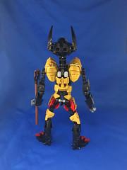 Anubis 4 (Ballom Nom Nom) Tags: bionicle lego anubis egypt egyptian jackal god