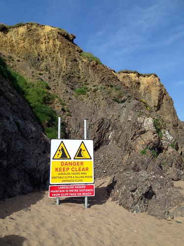 Danger Cliffs