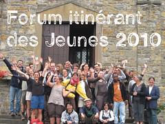 Forum des jeunes 2010