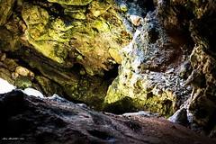 grotta2 (MikePhotoArt) Tags: green canon mare pietra puglia lecce grotta leuca grottadeldiavolo puntaristola canon60d estremità puntaditalia mikephotoart