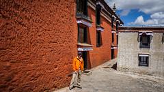 Манастырь Ташилунпо в Тибете