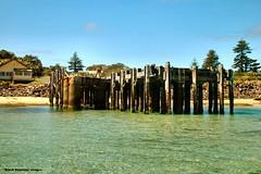 Lord Howe Island Wharf, NSW (Black Diamond Images) Tags: island paradise australia wharf nsw lordhoweisland worldheritagearea mtgower wharfprecinct mtlidgbird thelastparadise lordhoweislandwharf