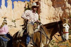 """Cowboy """"Cash"""" (Zachoff1) Tags: utah cowboy sony bryce brycecanyon slt trailride brycecanyonnationalpark horsebackride 1650mmf28 sonya77 sony1650sal 1650sal"""