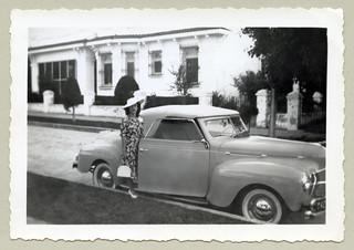1940 Dodge Luxury Liner Deluxe Convertible