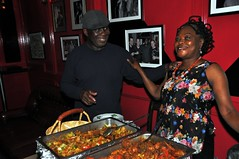 DSC_3611 Gifty Ghanaian African Cuisine late night at Charlie Wrights Music Lounge (photographer695) Tags: music night cuisine african lounge charlie late wrights gifty ghanaian