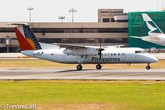 PAL Express | RP-C3017 | De Havilland Canada DHC-8-314 Dash 8 | MNL (Trevor Carl) Tags: plane airplane photo aircraft aviation philippines transport manila mnl avgeeks 657 ninoyaquinointernationalairport dehavillandcanada rpc3017 alltypesoftransport dhc8314dash8