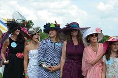 2014 Iroquois Steeplechase Hat Contest