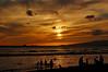 Post-Modern (jcc55883) Tags: ocean sunset sky silhouette clouds hawaii nikon waikiki oahu horizon pacificocean waikikibeach d40 kuhiobeachpark nikond40 yabbadabadoo
