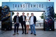 """Rio de Janeiro Photocall For """"Transformers: Age Of Extinction"""" (Michael Bay Dot Com) Tags: brazil riodejaneiro bra"""