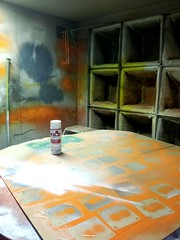 the davinci zone (stansvisions) Tags: abstract catchycolors fun factory artistic spraypaint stansvisions