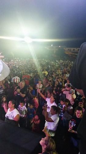 Honduras Crusade