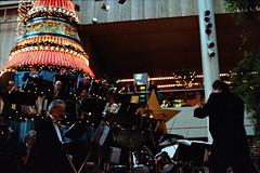Edgardo Cintron and the Tiempo Noventa Orchestra Market street East Philadelphis Dec 1995 005 (photographer695) Tags: street philadelphia market dec east orchestra 1995 tiempo noventa cintron edgardo