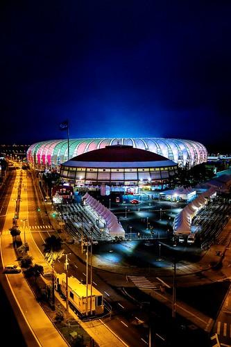 Estádio Beira-Rio / Estádio da Copa do Mundo FIFA 2014