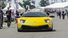 Lamborghini Murcielago SV. (JayRao) Tags: france classic nikon july shows lamborghini supercar lemans sv murcielago 2014 jayr d610 superveloce lp670