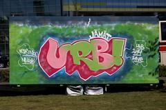 Katutaidevaunu @ Makasiinipuisto - URB-festivaalit 15 vuotta!