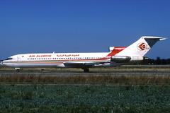 Air Algerie B727-2D6 7T-VEW TLS 14/09/1996 (jordi757) Tags: nikon airplanes kodachrome boeing toulouse blagnac tls f90x kodachrome64 avions 727 b727 b727200 airalgerie lfbo 7tvew