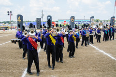 2014 State Fair Band Day-9306.jpg (WayNet.org) Tags: indianapolis statefair contest band indiana tigers marching marchingband hagerstown bandday indianastatefair statefairbandday hagerstownhighschool nettlecreekschoolcorporation