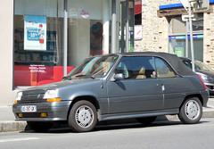 Renault 5 Cabriolet (Spottedlaurel) Tags: 5 renault cabriolet