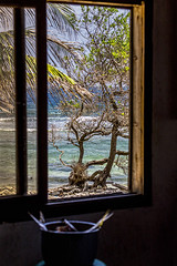 Fazzad - IMG_5136 wl (Fuad Azzad) Tags: ocean sea beach water mar sand agua areia honduras playa arena oceano caribe caribean cays cayos cochinos